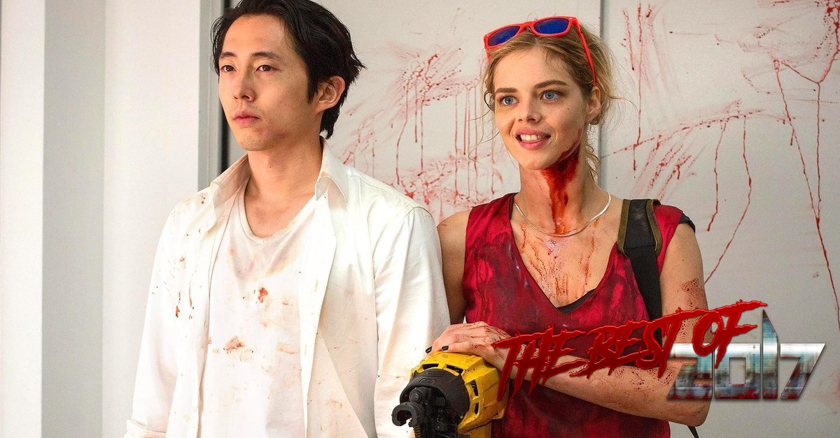 Mayhem Movie Review 2017 Sxsw - Jonathan Barkan's Best Horror Films of 2017