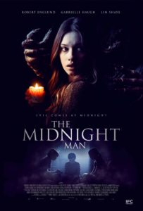 MidnightManPoster 203x300 - Exclusive: Pop an Eye Out For This Clip From The Midnight Man