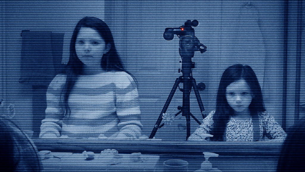 Paranormal Activity 3 1024x576 - These 8 Horror Films Brilliantly Channeled the Essence of the '80s and '90s