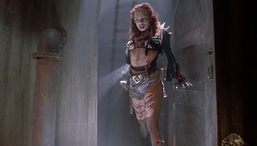 ReturnoftheLivingDead3Julie - Julie, Sweet Julie: Why Return of the Living Dead 3 Is One of the Most Inventive Sequels Ever