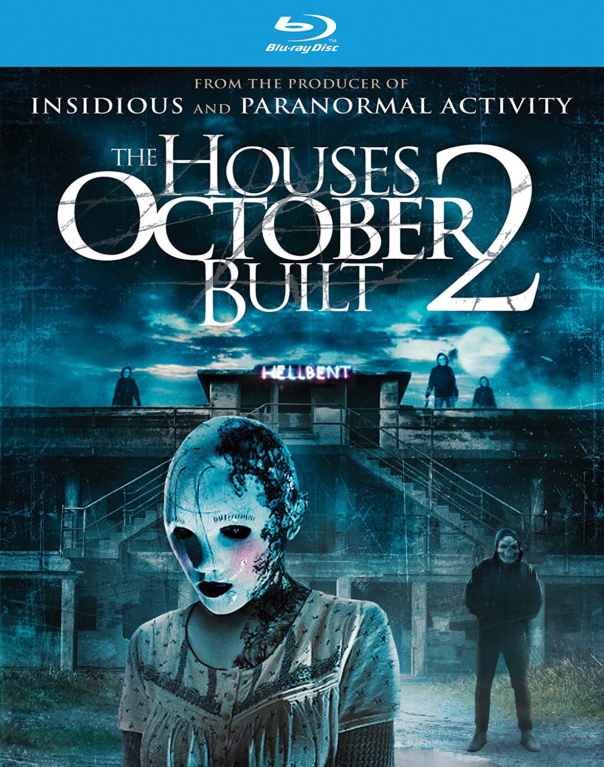 TheHousesOctoberBuilt2Bluray - The Houses October Built 2 Hits Blu-ray and DVD this January
