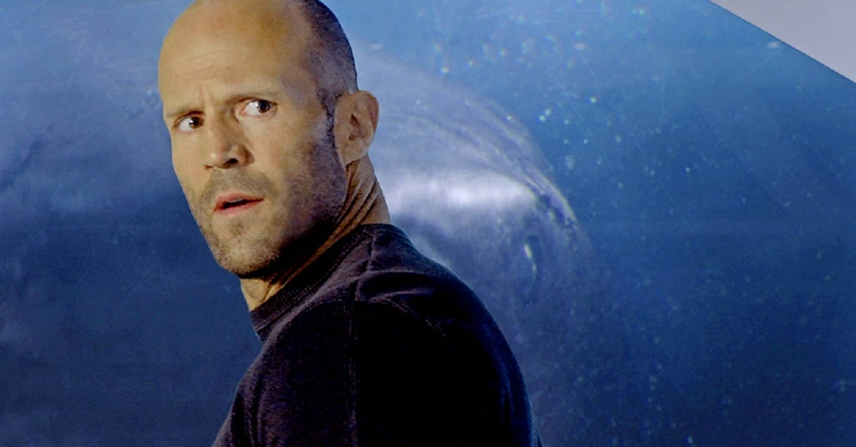 TheMeg 1 - THE MEG Review - A Little Long in the Tooth But Still a Damn Good Time