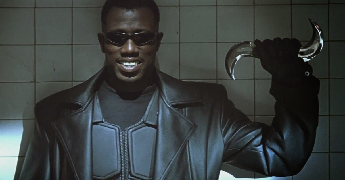 blade - Wesley Snipes Would Still Love To Play Blade In a Reboot