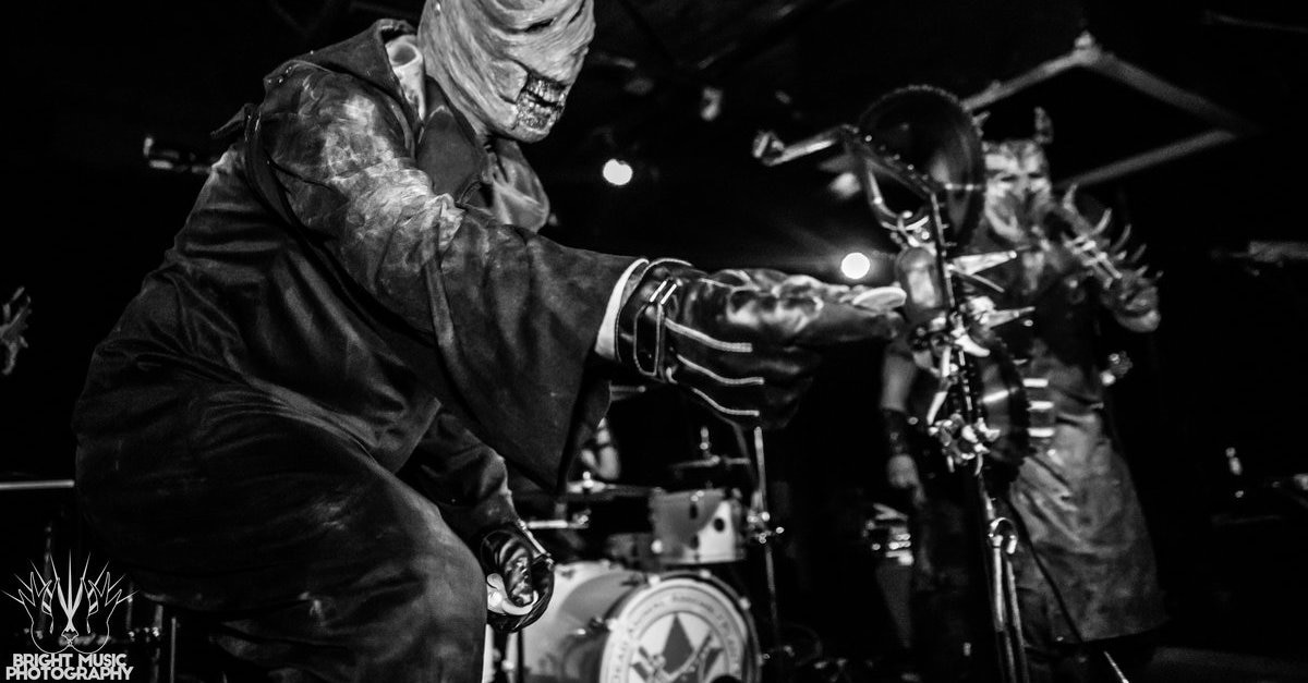 deadanimalassemblyplanetbanner - Exclusive: Dead Animal Assembly Plant's God's Gonna Cut You Down Video Premiere