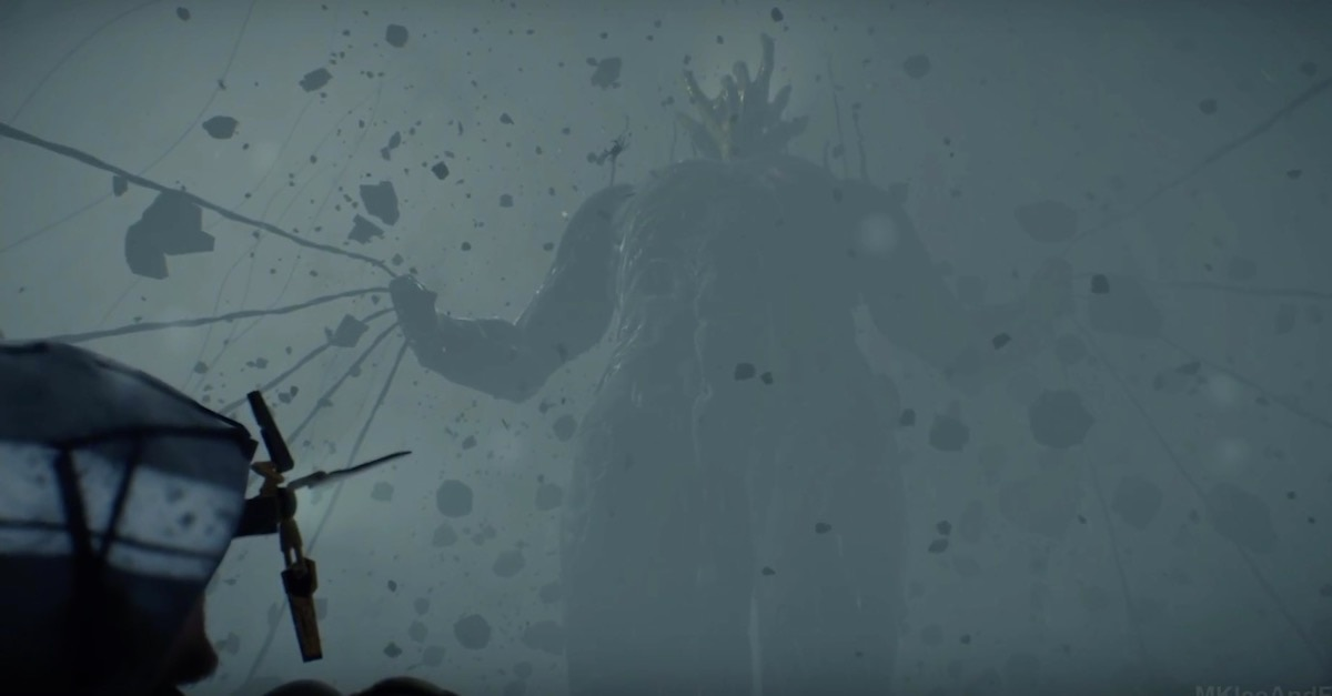 Death Stranding gets even more bizarre with its Game Awards trailer