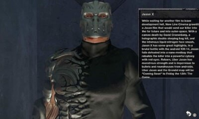 friday the 13th the game uber jason 1 1 400x240 - Evil Gets an Upgrade with Friday the 13th: The Game's Jason X Skin and MORE!