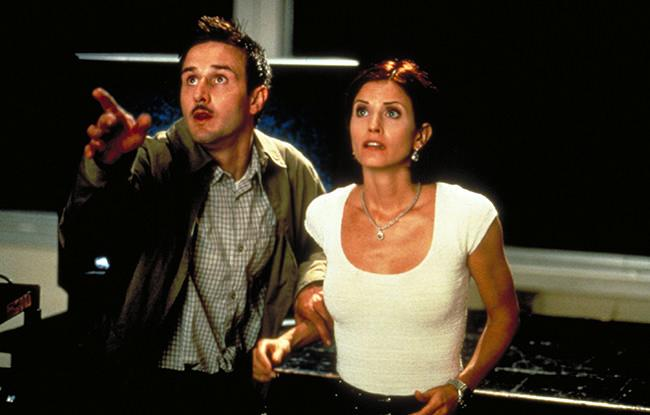galedewey - Exclusive: Scream 2's Jerry O'Connell and Kevin Williamson Talk Leaked Scripts and Different Killers!