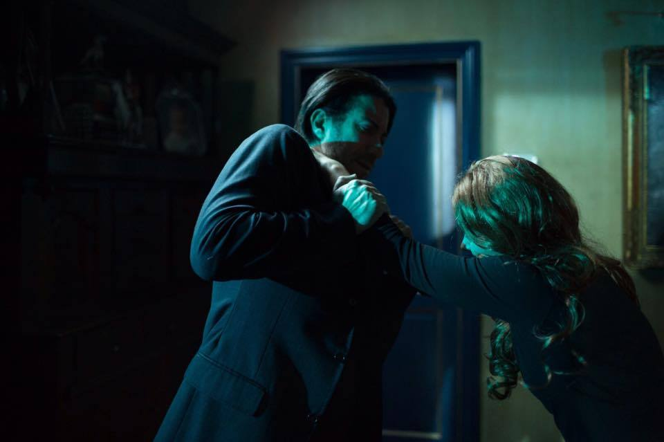 giannicapaldiattack - Interview: Gianni Capaldi Fends Off Werewolves (and Lindsay Lohan) in AMONG THE SHADOWS