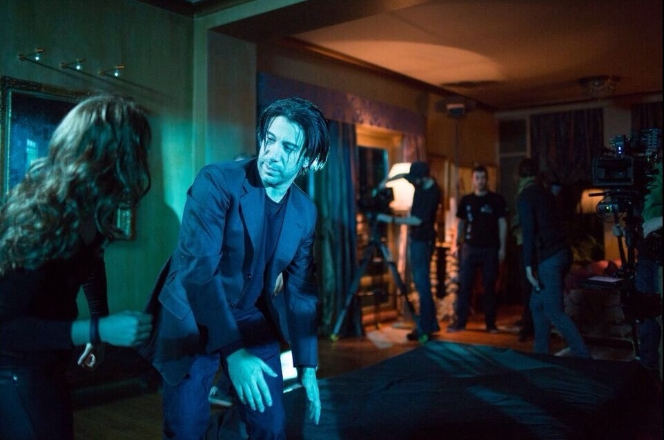 giannicapaldilindsaylohan - Interview: Gianni Capaldi Fends Off Werewolves (and Lindsay Lohan) in AMONG THE SHADOWS