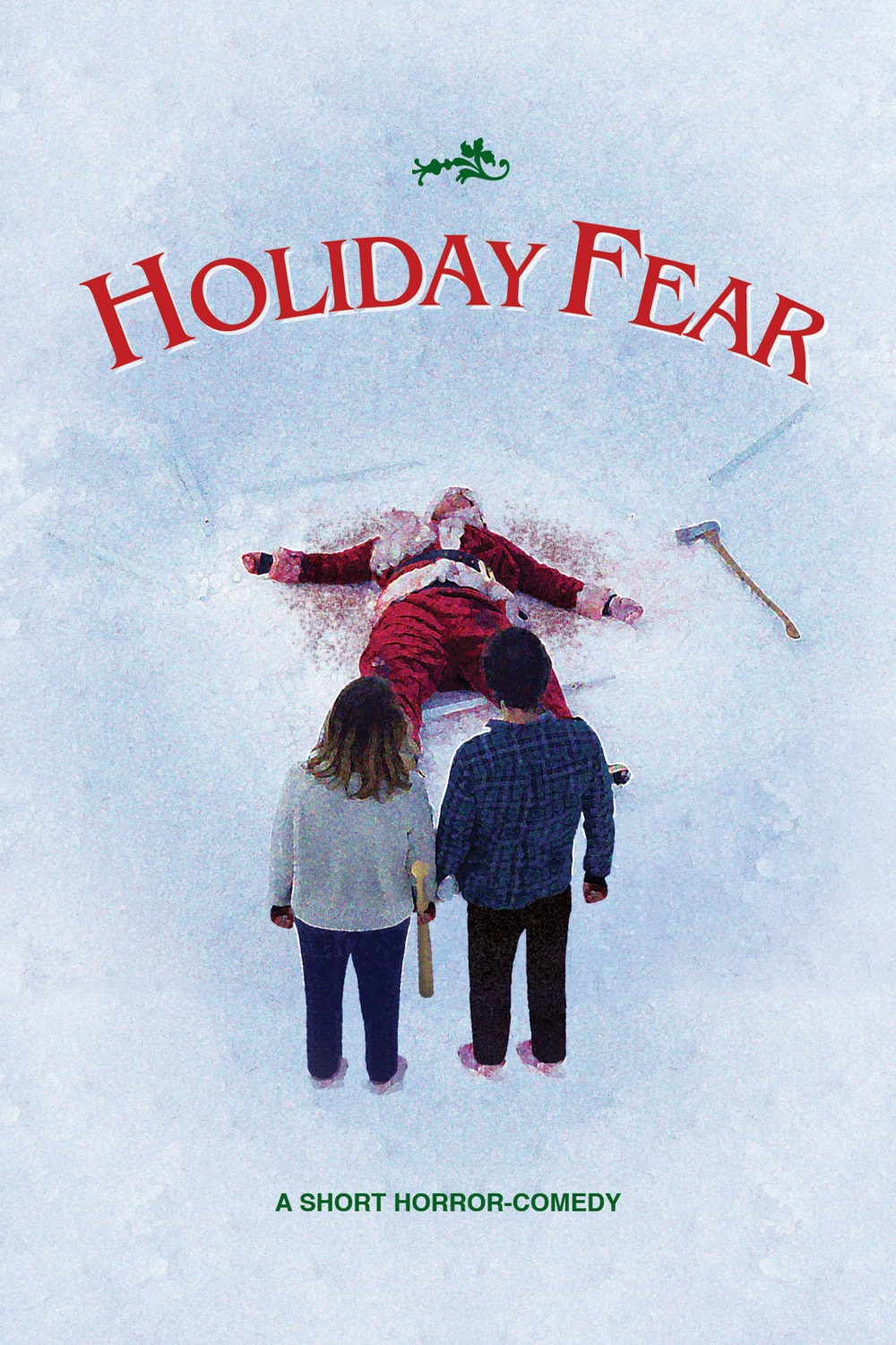holiday fear - New Short Spreads Holiday Fear
