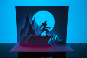 horrorgami book howler 300x200 - 10 Ghoulish Gifts for the Horror-Loving Lady in Your Life by Staci Layne Wilson