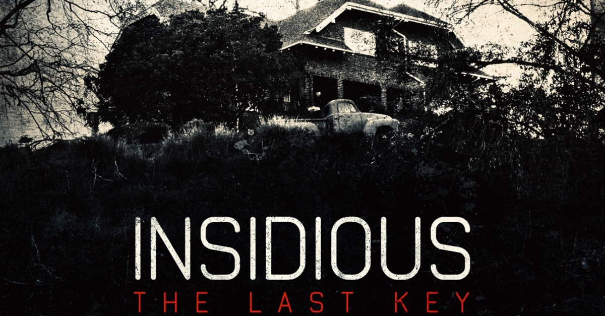 insidious the last keys - Who Goes There Podcast: Ep 147 - Insidious: The Last Key & The Church