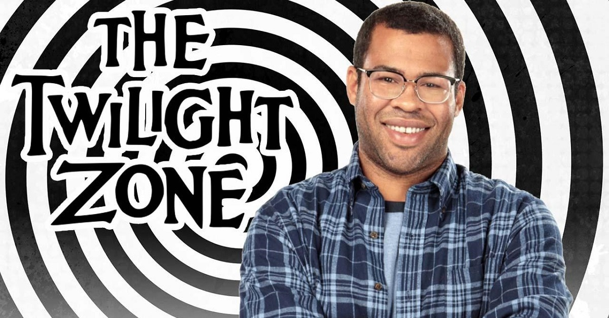 jordan peele twilight zone - Video: Jordan Peele's THE TWILIGHT ZONE Starts Filming