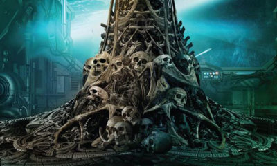 outpost s 400x240 - Head to W. Michael Gear's Outpost for a Dangerous Sci-Fi/Horror Adventure