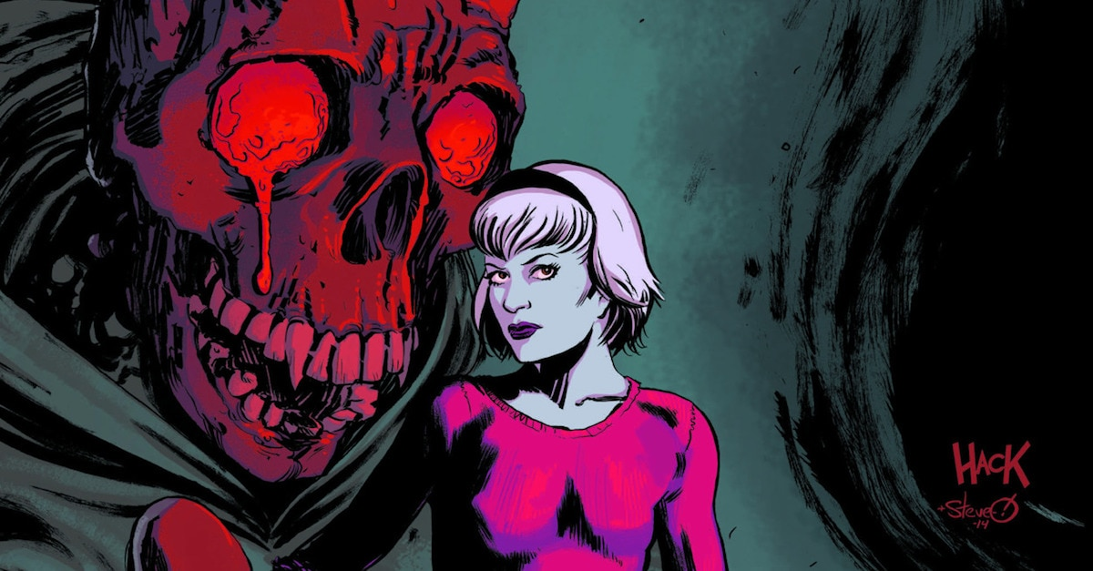 Netflix gives two-season order to Sabrina adaptation