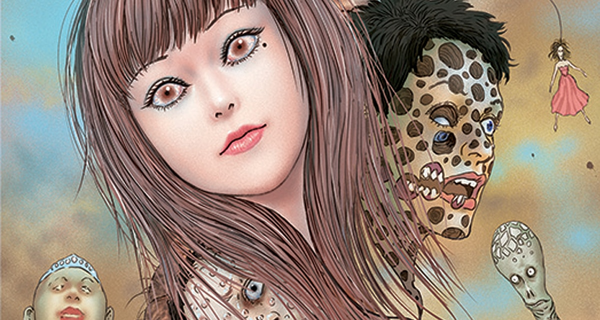 shiver cover s - Get Ready to Shiver with These Selected Stories by Junji Ito