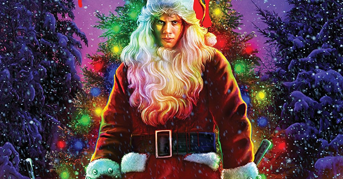 "silentnight - Silent Night, Deadly Night Blu-ray Review - Notorious ""Naughty"" Christmas Film Gets a ""Nice"" Release"