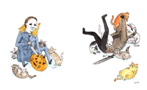 stupidanimalShop 300x183 - 10 Ghoulish Gifts for the Horror-Loving Lady in Your Life by Staci Layne Wilson