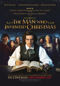 the man who invented christmas poster 210x300 - Foywonder's Best Horror Films of 2017