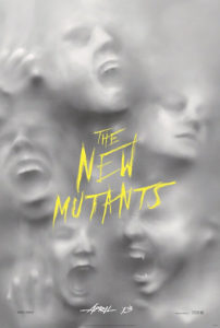 the new mutants film poster 1 202x300 - THE NEW MUTANTS Facing Yet Another Delay? May Skip Theaters Altogether & Land at HULU?