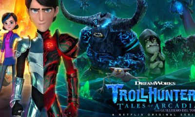 trollhunters part 2 400x240 - Guillermo del Toro's Animated Series Trollhunters 2 Now Streaming on Netflix