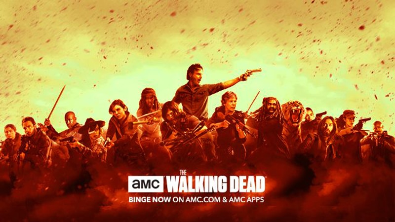 twd bingenow - The Walking Dead Renewed for a 9th Season with New Showrunner