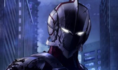 ultramanbanner 400x240 - Teaser Trailer for Ultraman CGI Anime Movie Coming in 2019