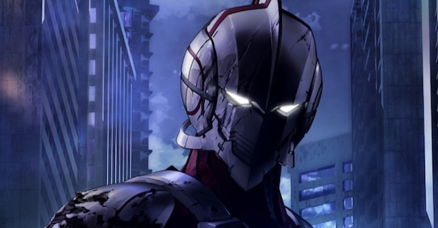 ultramanbanner - Teaser Trailer for Ultraman CGI Anime Movie Coming in 2019