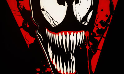 venom posters 400x240 - Early First Look at CG Model for Venom?