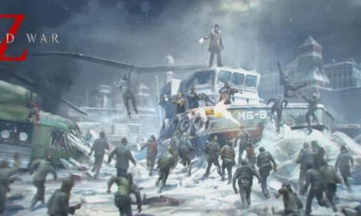 world war z video game 1 400x240 - World War Z Video Game Coming Next Year
