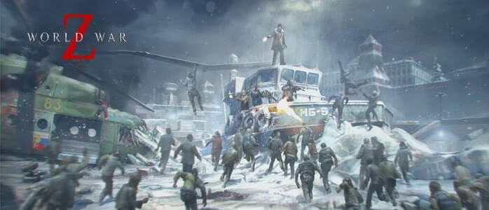 World War Z Video Game Coming Next Year