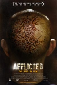 Afflicted 202x300 - 13 Lesser Known Found Footage Films That Just Might Restore Your Faith in the Genre.
