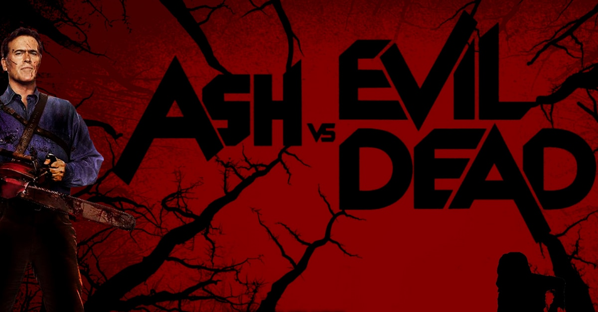 Ash vs Evil Dead - Ash vs. Evil Dead Season 3 - Get Your First Look at the Bride of the Chin!