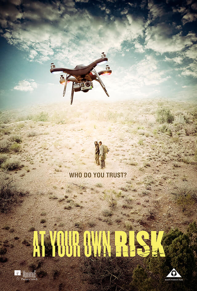 AtYourOwnRisk1ShtHiAngle 1 - At Your Own Risk Posters Unveiled