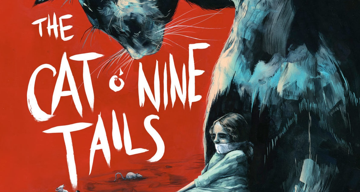 The Cat o' Nine Tails Dario Argento
