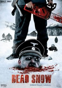 Dead Snow Poster 212x300 - 12 Amazing Scandinavian Horror Movies Guaranteed to Chill Your Bones
