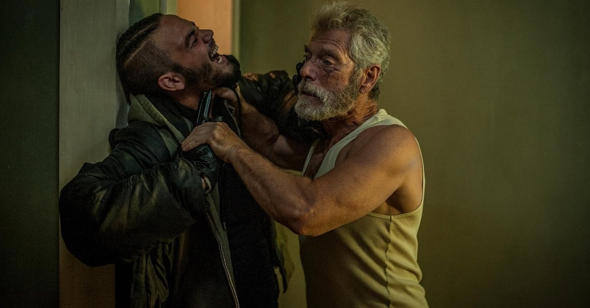 DontBreathe2 - Stephen Lang Confirms Don't Breathe 2 Still Happening