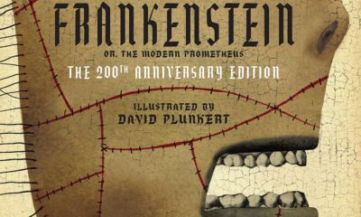 Frankenstein cover s 400x240 - Celebrate the 200th Anniversary of Frankenstein by Winning a Copy of the 'Classics Reimagined' Illustrated Novel
