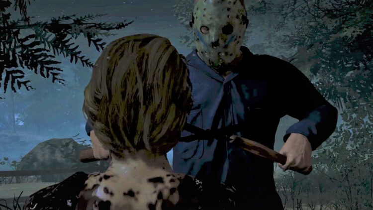 Friday5 750x422 - Friday the 13th: The Game - See Friday 5's Roy Unmasked!
