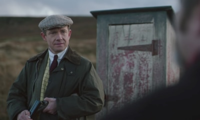 GhostStories 400x240 - Check Out the Spooky Trailer for Ghost Stories Starring Martin Freeman