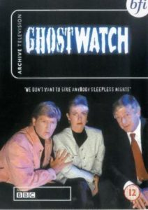 Ghostwatch 212x300 - 13 Lesser Known Found Footage Films That Just Might Restore Your Faith in the Genre.
