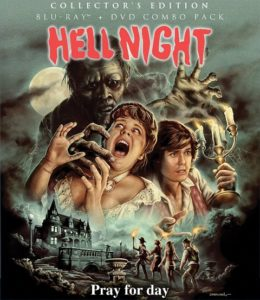 Hell Night 1981 260x300 - DVD and Blu-ray Releases: January 2, 2018