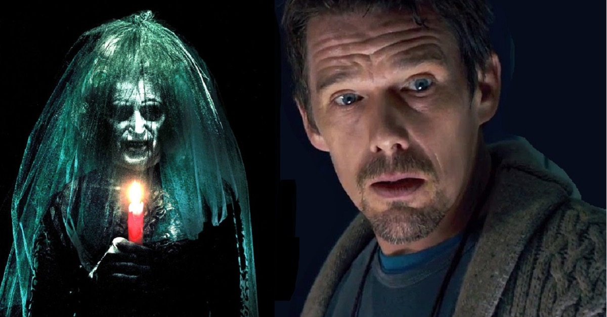 Insinister - Insinister? Jason Blum Wants to Do a Sinister and Insidious Crossover Film