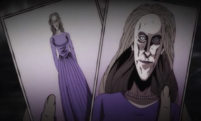 Junji Ito 400x240 - Junji Ito's Collection Is Now Streaming On Crunchyroll!