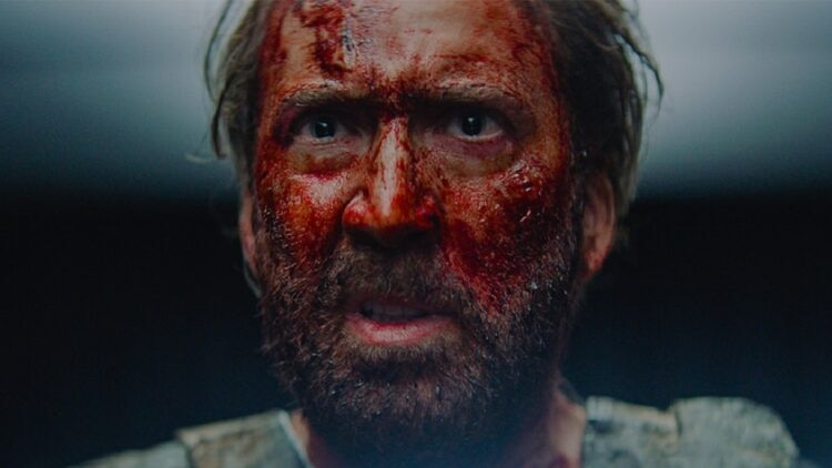 Mandy 750x422 - Check Out the Amazing Poster for Panos Cosmatos' Mandy Starring Nicolas Cage