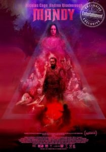MandyPoster 210x300 - Check Out the Amazing Poster for Panos Cosmatos' Mandy Starring Nicolas Cage