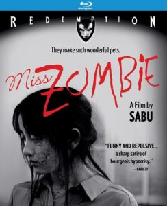 Miss Zombie 2013 244x300 - DVD and Blu-ray Releases: January 2, 2018