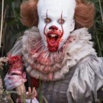 Pennywise2 150x150 - Behind the Scenes Pics of Pennywise Are More Terrifying Than The Film
