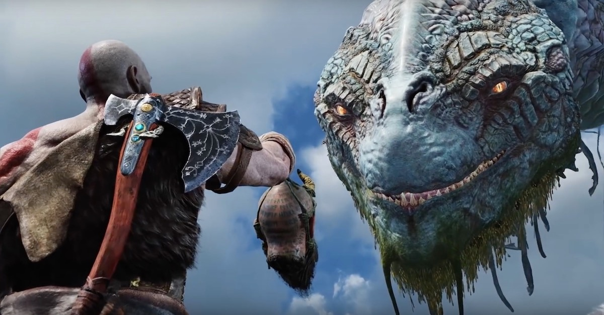 Screen Shot 2018 01 23 at 12.05.06 - New God of War Story Trailer Calls to You