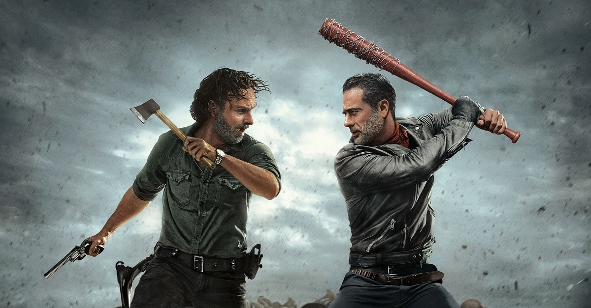 'Walking Dead' Renewed for Season 9, New Showrunner Announced